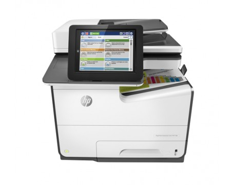 PageWide Enterprise Color MFP 586dn (G1W39A)