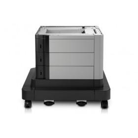 hp 2x 500-sheet+1500-sheet paper feeder (cz263a)