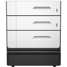 pagewide pro 2x500-sheet papierlade en standaard (p0v04a)