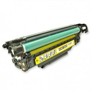 Huismerk Toner 507A (CE402A) toner geel geschikt voor M551, M570, M575