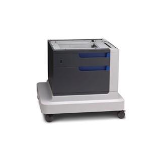 Onderstel en 2 x 500 vel lade (for CM4540,CP4525,CP4025) (CC422A)