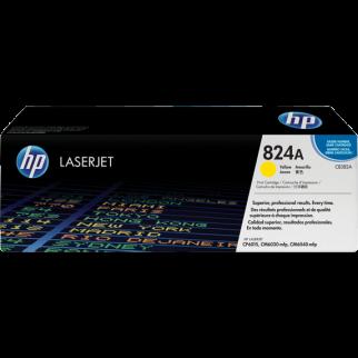 HP 824A (CB382A) toner geel (origineel)