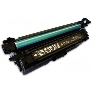 Huismerk Toner 507A (CE400X) toner zwart geschikt voor M551, M570, M575
