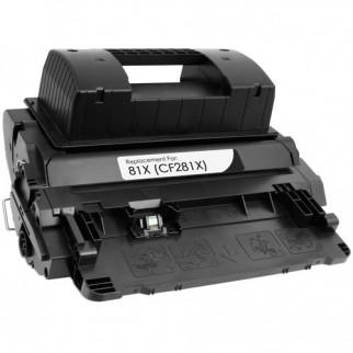 Huismerk 81X (CF281X) toner zwart hoge capaciteit voor M630 serie
